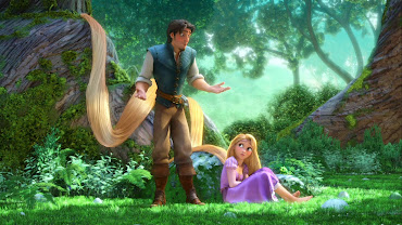 #8 Rapunzel Wallpaper