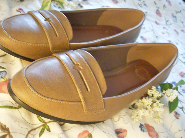 Urban Outfitters heart loafers, mocassini Urban outfitters