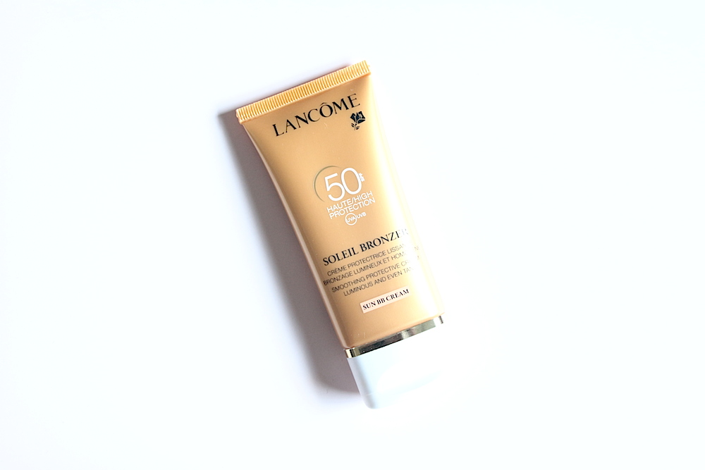 lancôme soleil bronzer sun bb cream creme avis test swatch