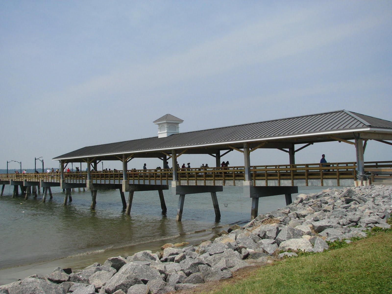 Pl fallin photography fishing pier st simons island for St simons island fishing
