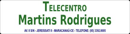 Telecentro Deputado José Martins Rodrigues