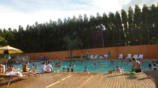 blue tree park lins piscina agua fria