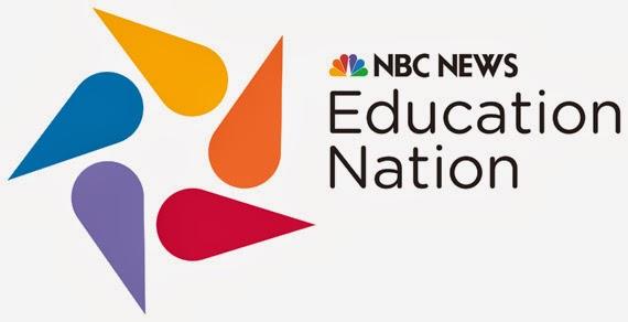 NBC News Education Nation logo
