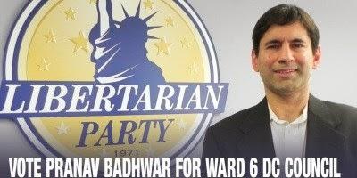 Pranav Badhwar for Ward 6
