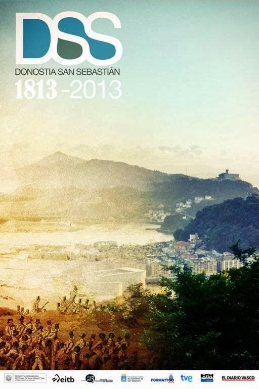 Ver Donostia-San Sebastian 1813-2013 (2013) Online