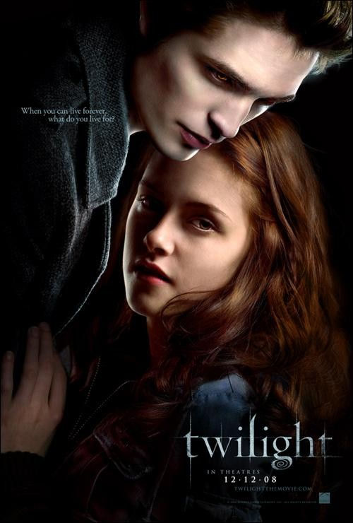 Ver Crepúsculo (Twilight) (2008)  Audio Latino