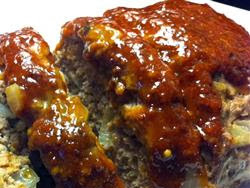 Easy Peasy Meatloaf