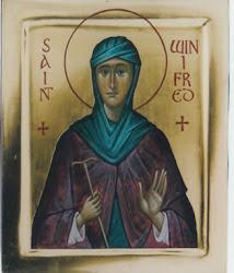 Αγία Γουίνιφρεντ(κλικ στην εικόνα)