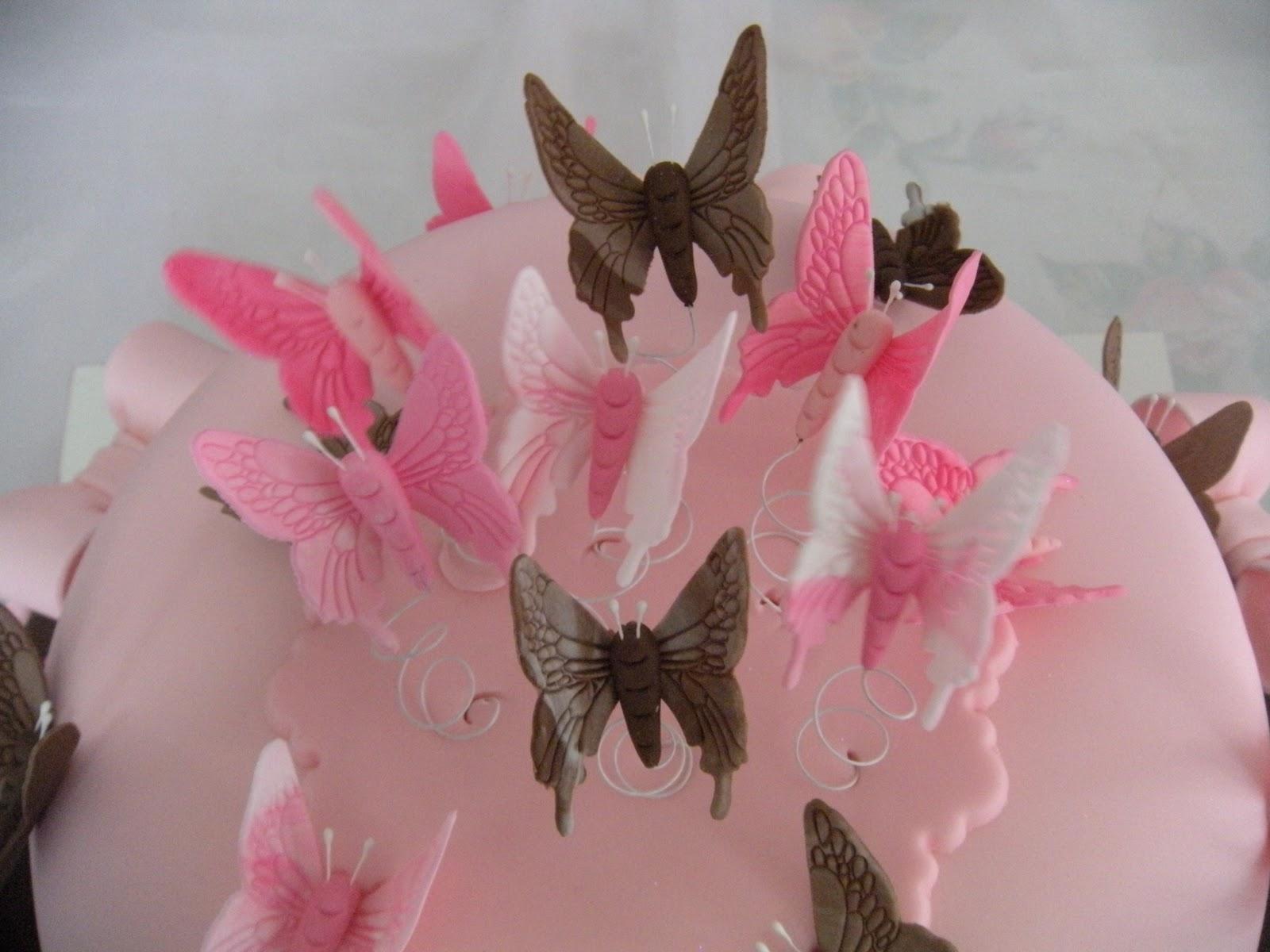 Sami cakes bolo borboletasbutterflies bolo de borboletas da estela lie altavistaventures Image collections