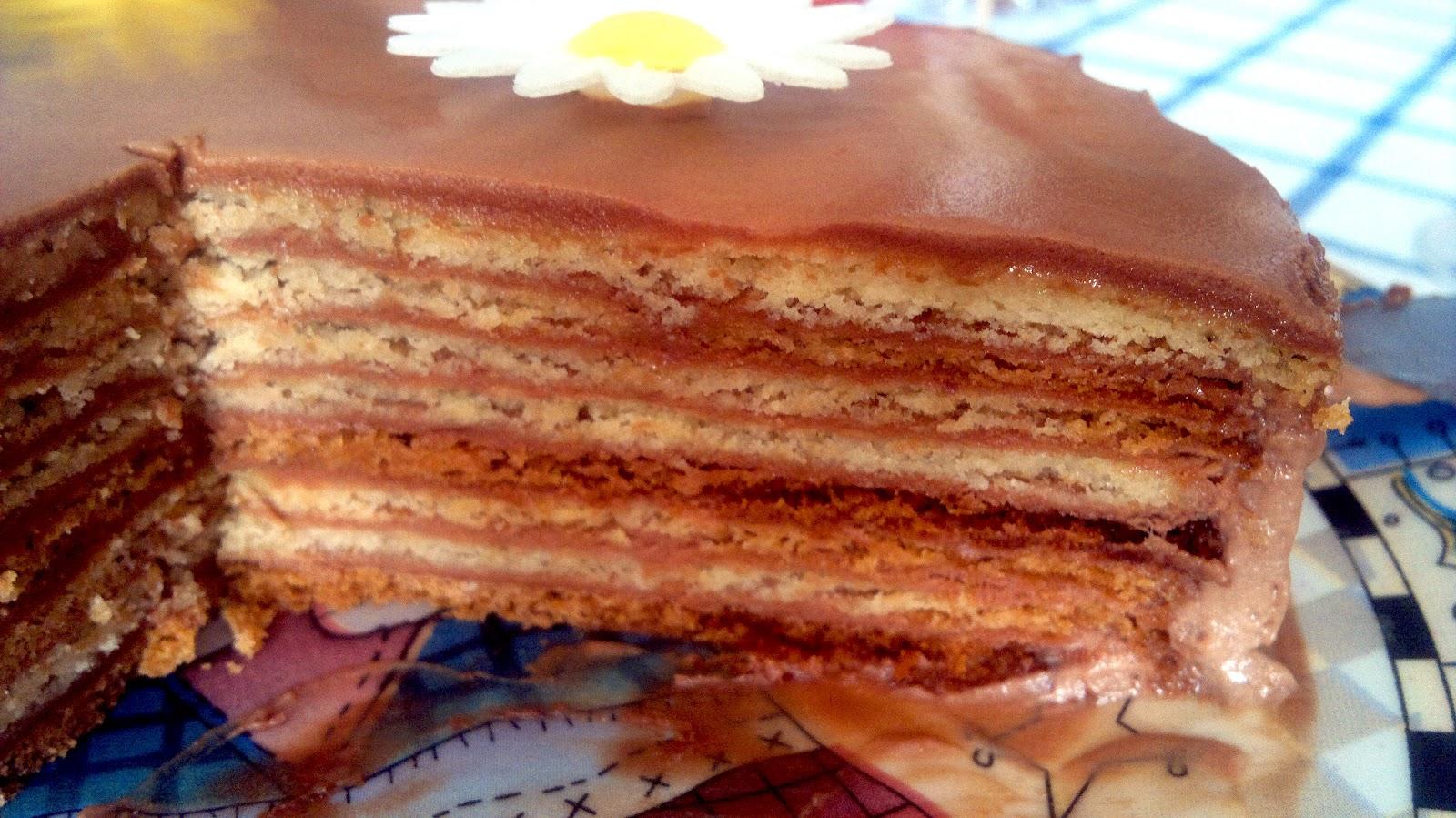 Песочный торт своими руками 71