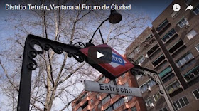Distrito Tetuan. Ventana al futuro de ciudad