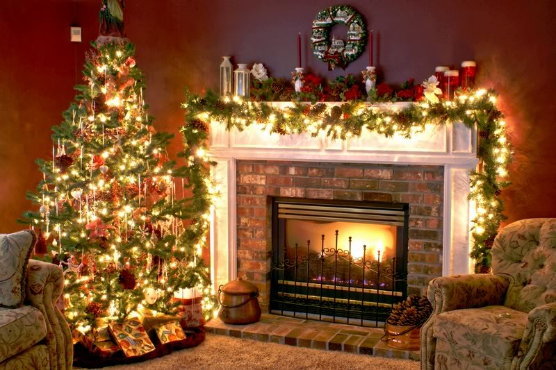 Christmas House Ideas christmas house decorated - house interior