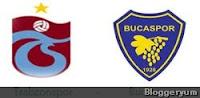 8 Mayıs Trabzonspor Bucaspor Maçı