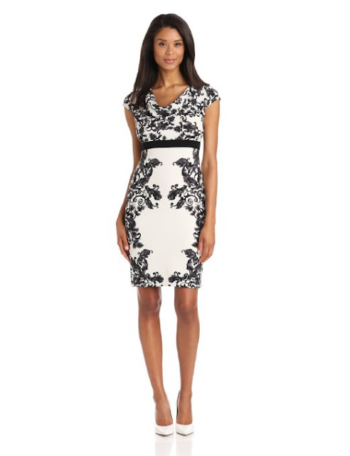 cocktail dresses 2014 classy black and white cocktail