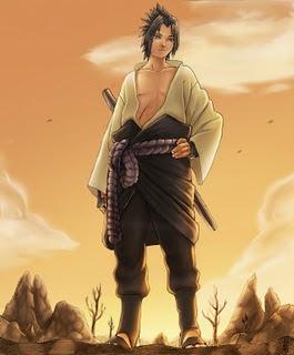 Cosplay Sasuke