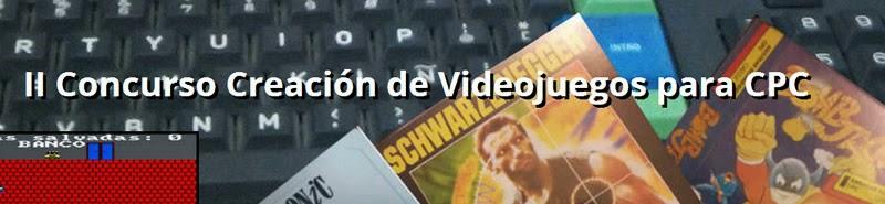 Resultados del II Concurso Creación de Videojuegos paraCPC #CPCRetroDev 2014