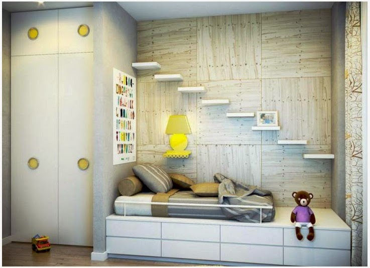 bedroom design 3m x 3m  Bedroom design size 3x3 meters | Bedroom