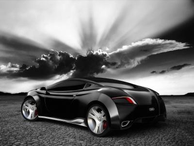 Audi on Audi