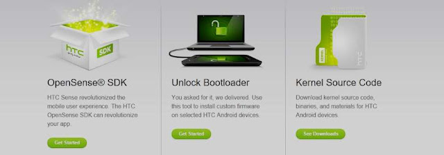 Unlock bootloader of htc desire 816 a5