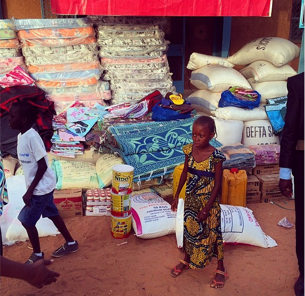 P-Square gives back to society in Niger Republic(Photos)3