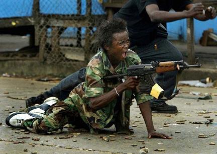 guerra en africa: