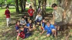 CAMPAMENTO 2º Y 3º - 2012 - DÍA 2