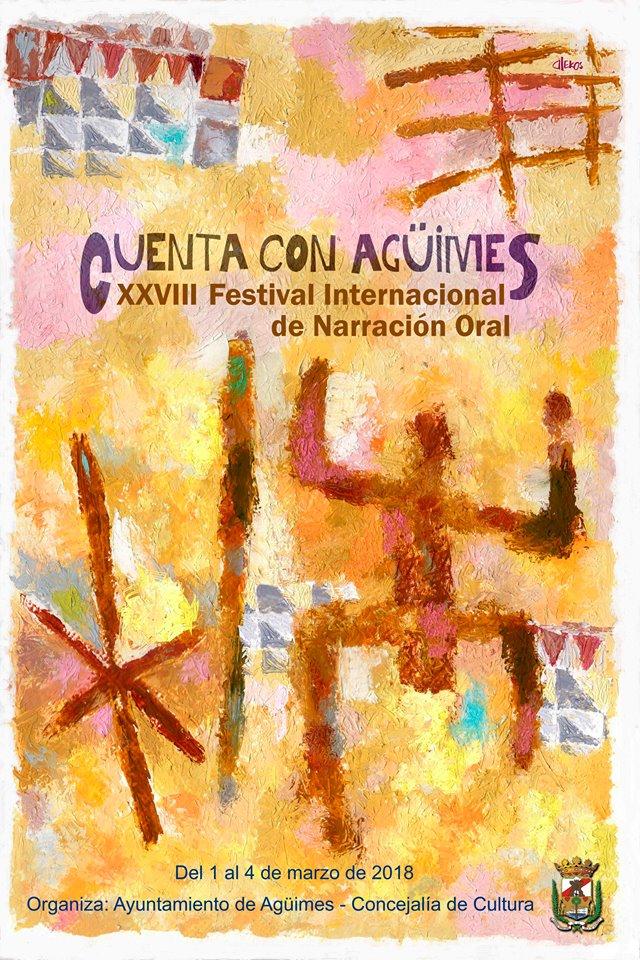 XXVIII Festival Internacional de Narración Oral Cuenta con Agüimes