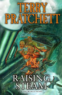 Raising Steam, Terry Pratchett