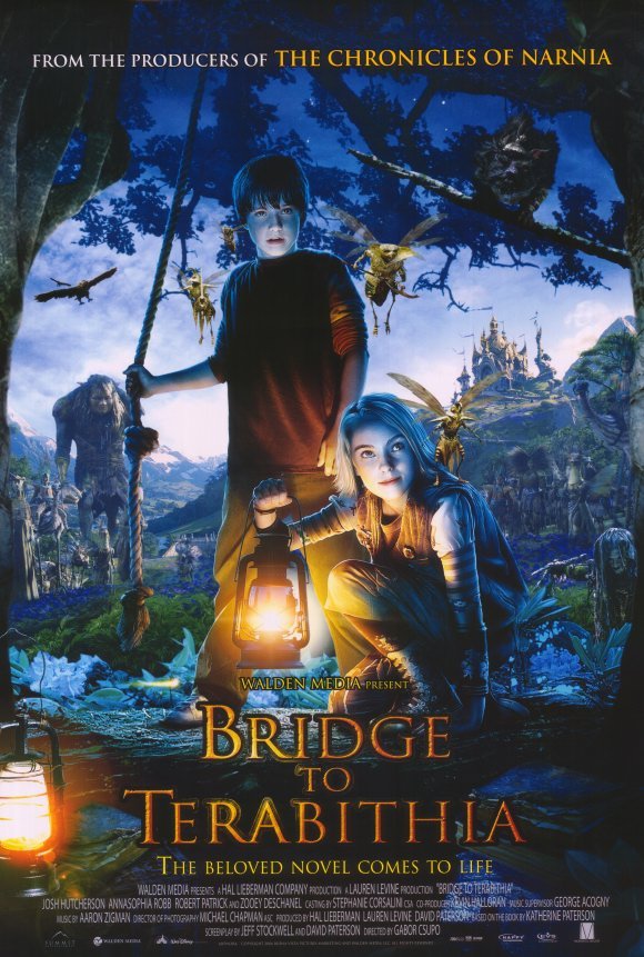 Bridge to terabithia movie poster 2007 1020399124 jpeg
