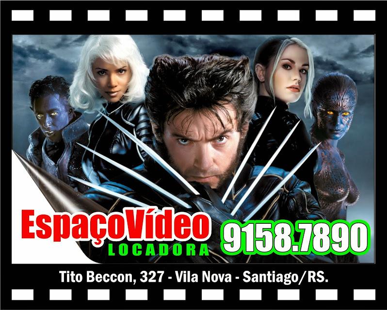 Espaço Vídeo Locadora!