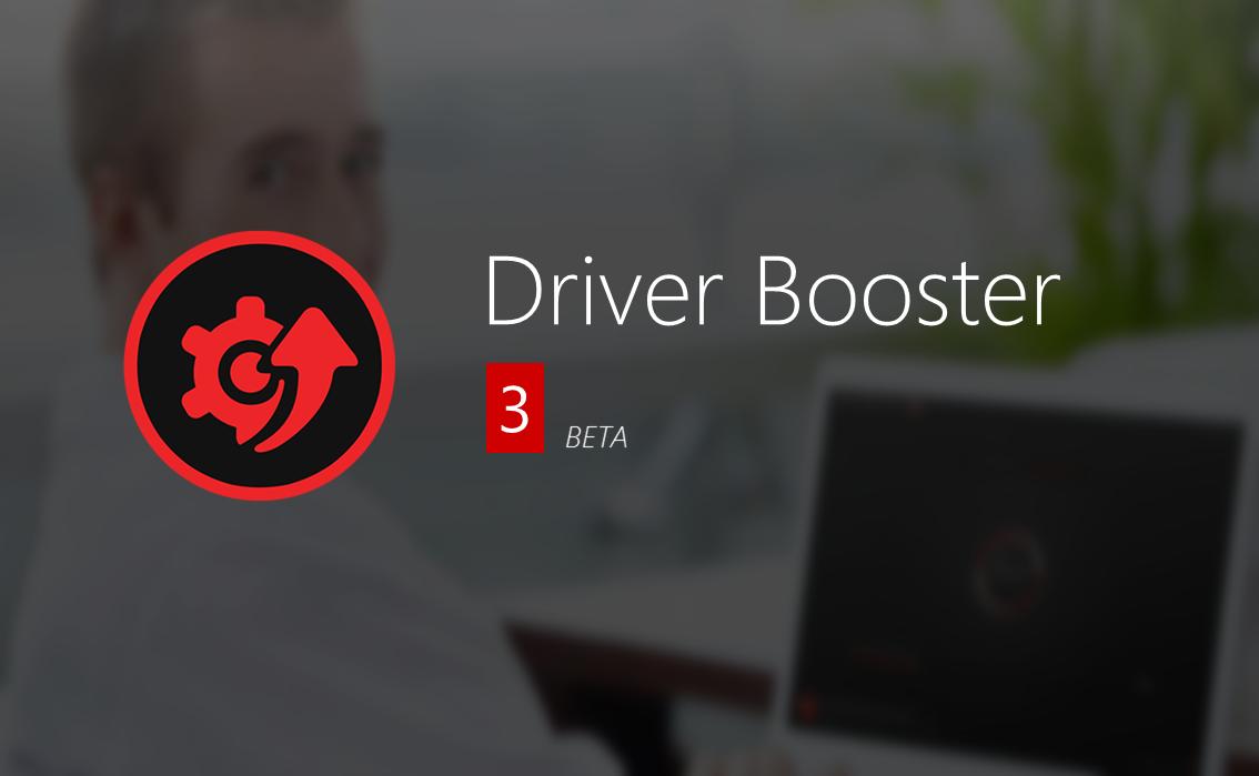 Driver Booster - Mantén actualizados tus drivers.