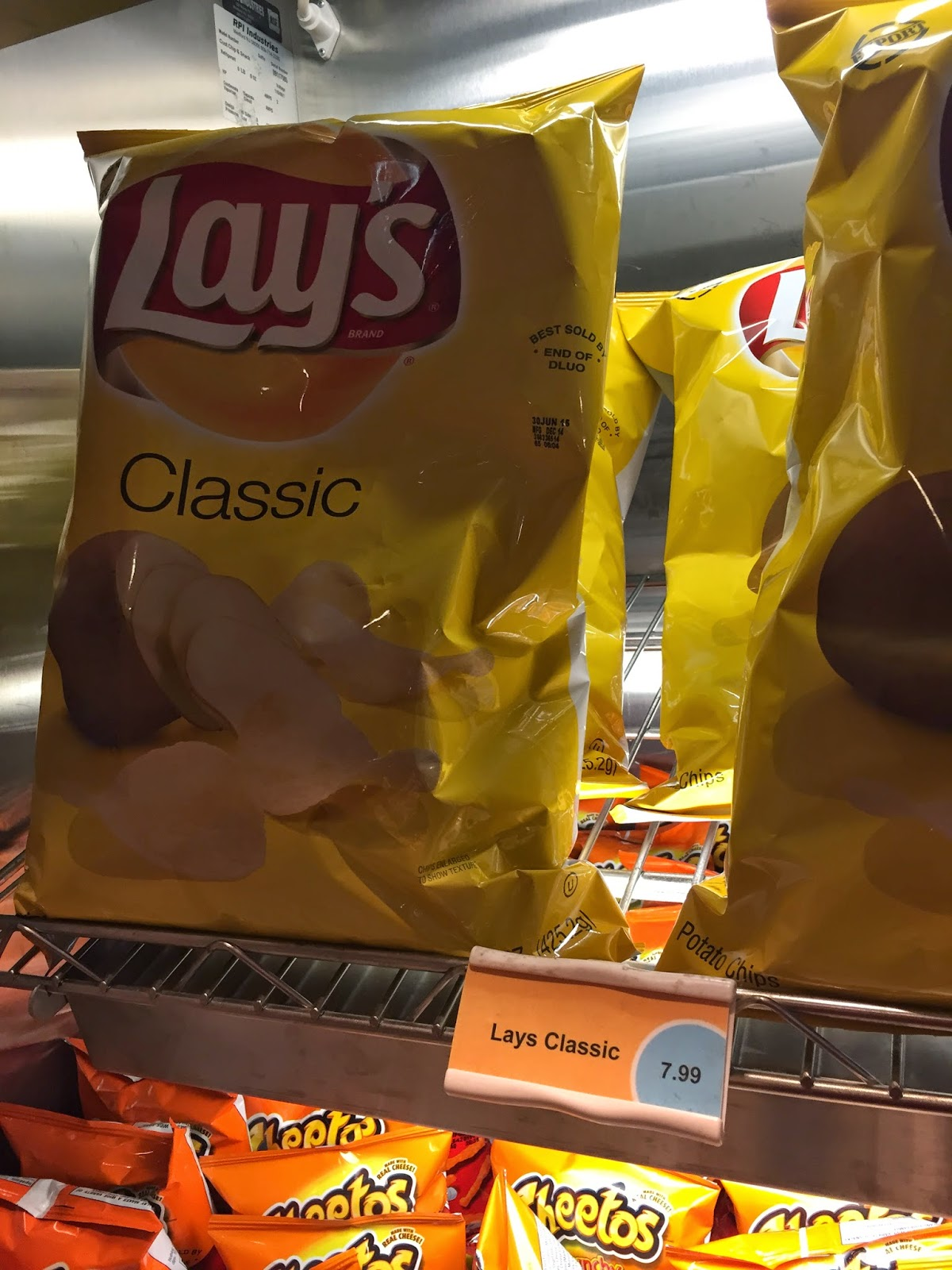$8 Lays Potato Chips