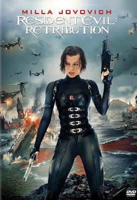 Filme Poster Resident Evil 5 – Retribuição DVDRip XviD & RMVB Legendado