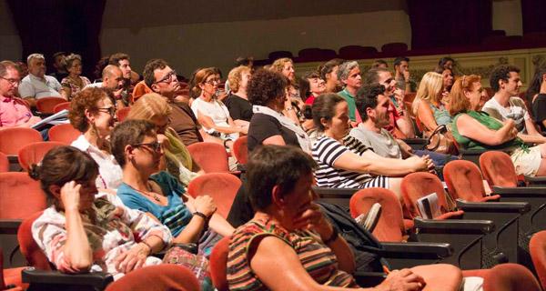Encuentros con el cine del Teatro Guimerá de Santa Cruz de Tenerife