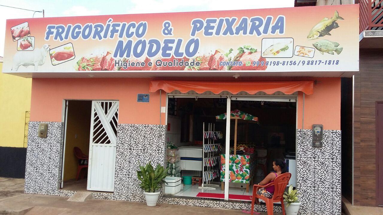 Frigorifico e Peixaria Modelo - Rua: Tomé de Sousa