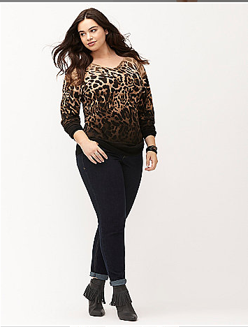 ROPA CASUAL ANIMAL PRINT