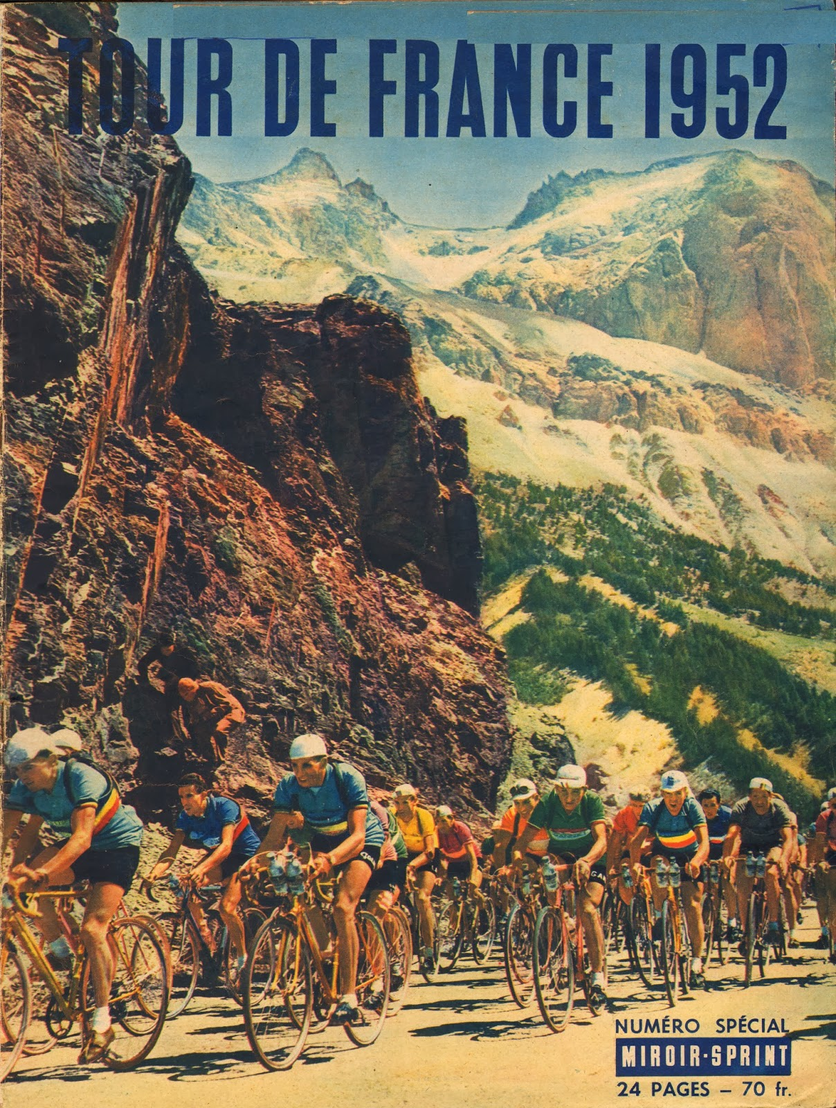 Average Tour De France Sprint Speed