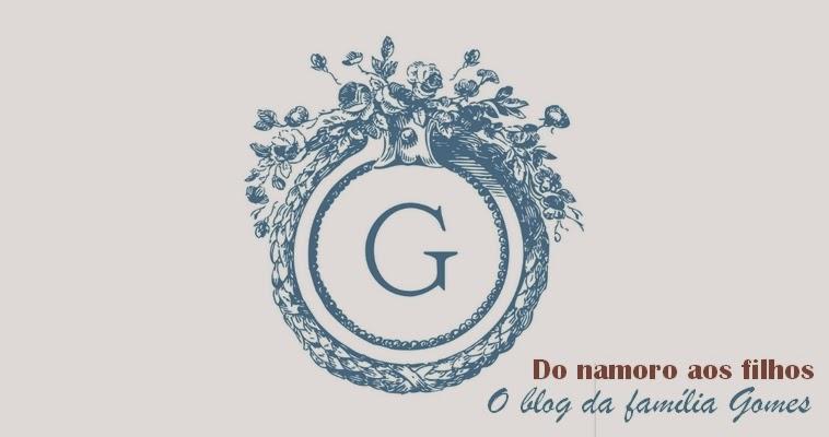 Do namoro aos filhos: o blog da família Gomes