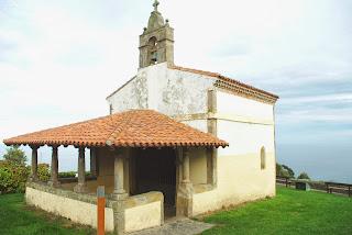 Colunga, Lastres, capilla de San Roque