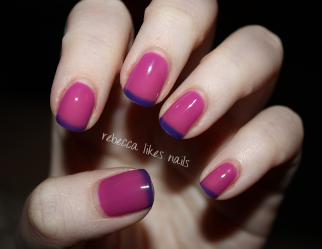rebecca likes nails: Join the Gel II Reaction Revolution!