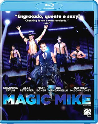 Filme Poster Magic Mike BDRip XviD Dual Audio & RMVB Dublado