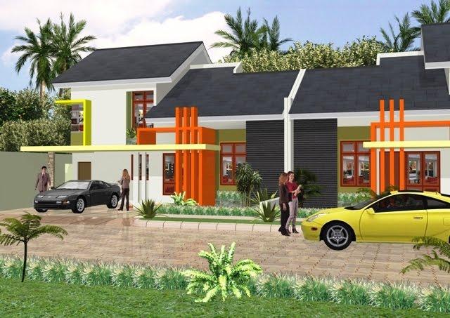 panduan bangunan rumah contoh desain rumah 5 halaman
