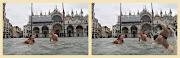 Sebastiana (Nana Gouveia) exporta atitude para Veneza!