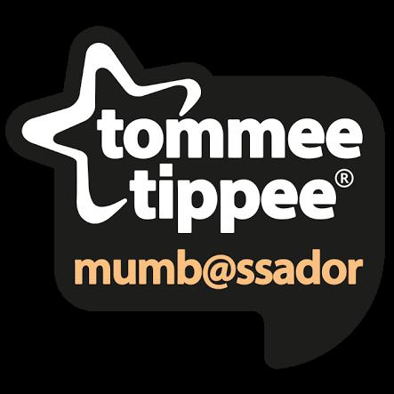 Tommee Tippee Mumbassador