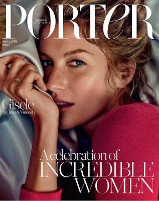 Gisele Bundchen HQ Pictures Porter  Magazine Photoshoot February 2014