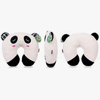 Almohada Peluche de Viaje Oso Panda