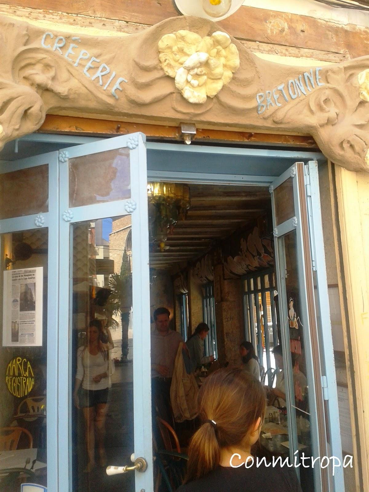 restaurante crepes niños Valencia