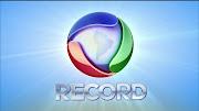 Logo Record. (record)