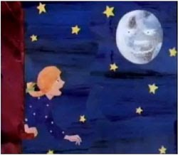 PAPA PLEASE GET THE MOON FOR ME( Eric Carle)