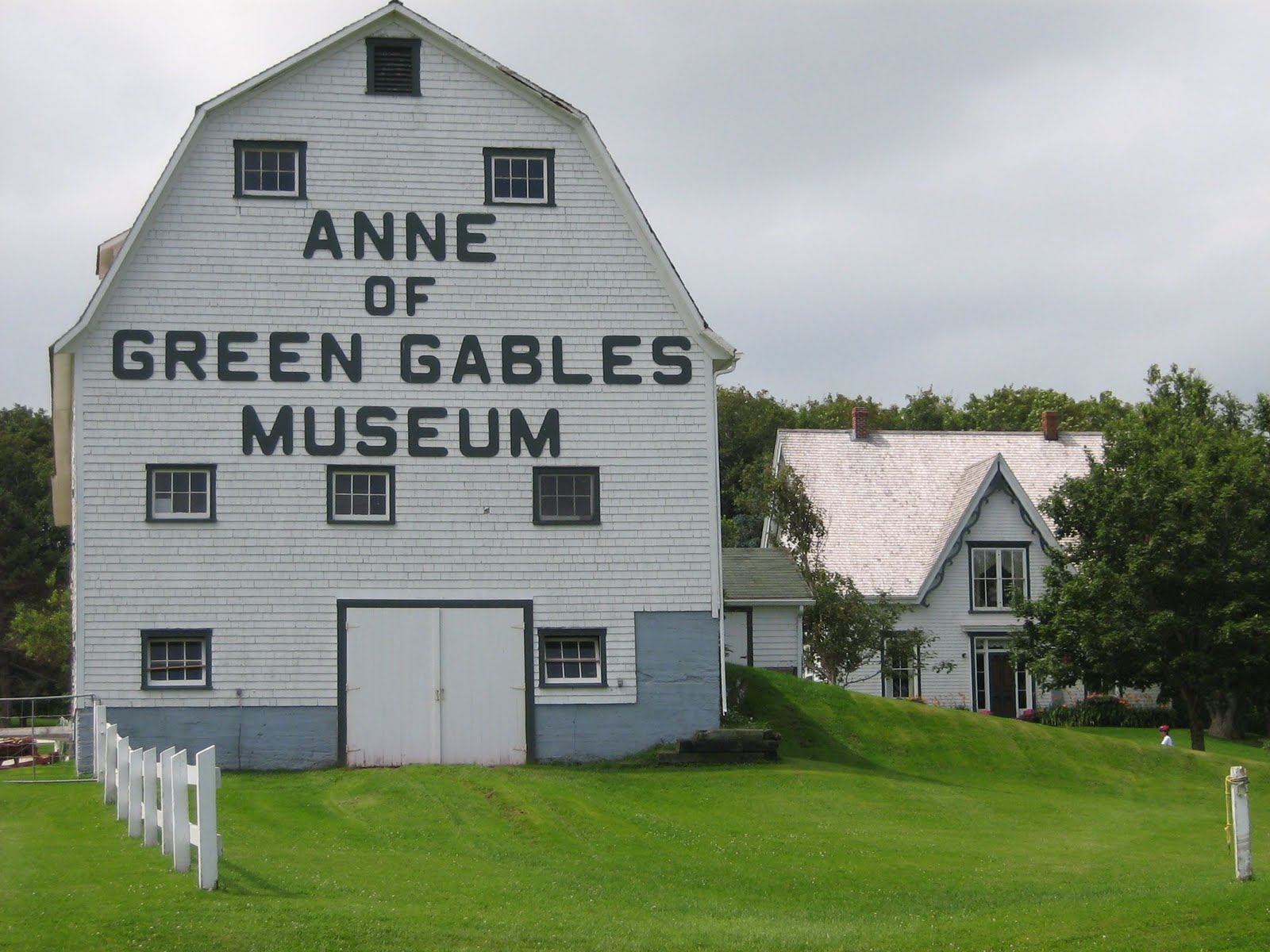 Blog of green gables for Anne maison aux pignons verts